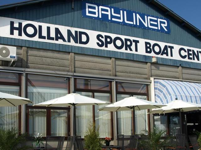 Holland Sport Haven Voorkant