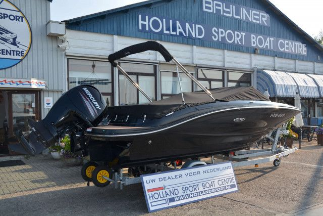 Sea Ray Bowrider 190 SPX BlackBeauty Outboard