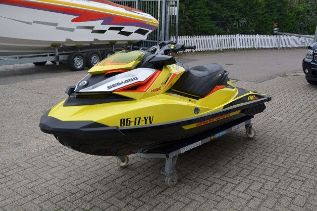 Sea-Doo Waterscooter RXP-X RS 260 (2)