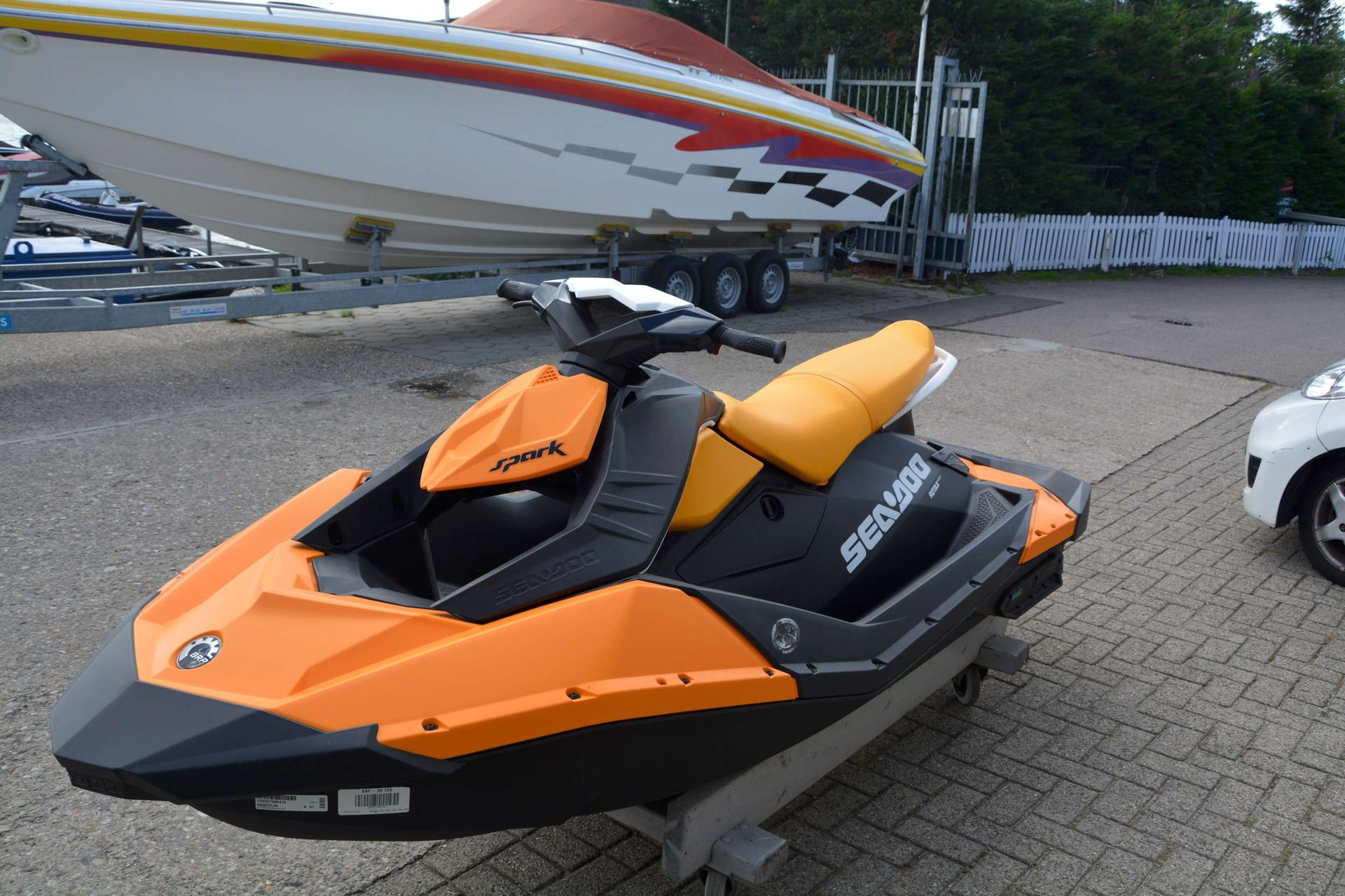 Sea-Doo Waterscooter Spark 3up
