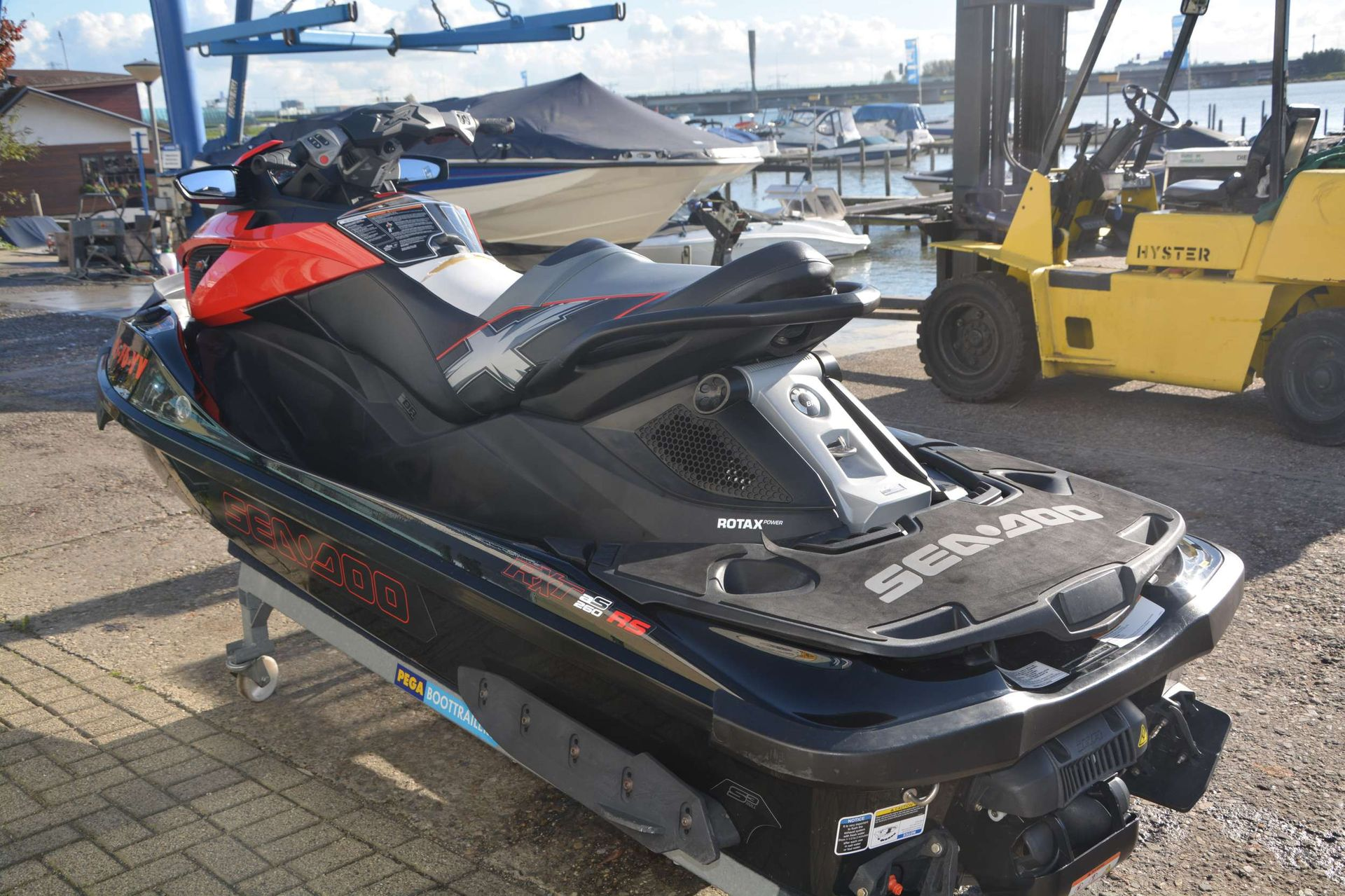 Sea-Doo Waterscooter RXT-X RS aS 260