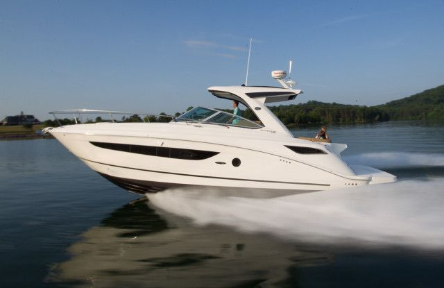 Sea Ray Sport Cruiser Sundancer 350 U.S.A.