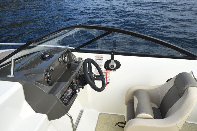 Bayliner Overnighter VR5 Cuddy