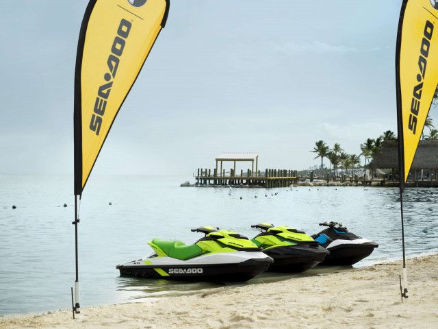 Sea-Doo Recreatie GTI