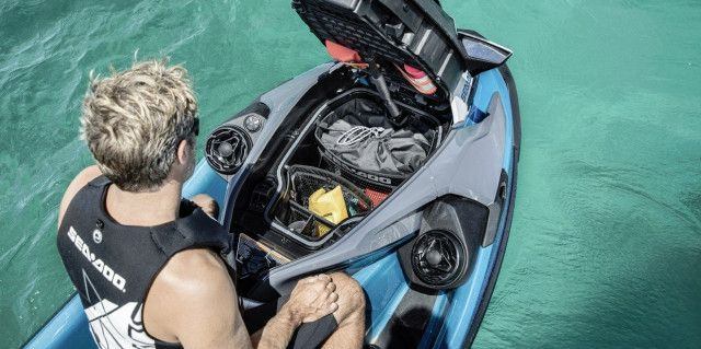 Sea-Doo Touring GTX 155
