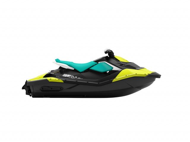 Sea-Doo Aquascooter Spark 2up Pineapple/Candy Blue