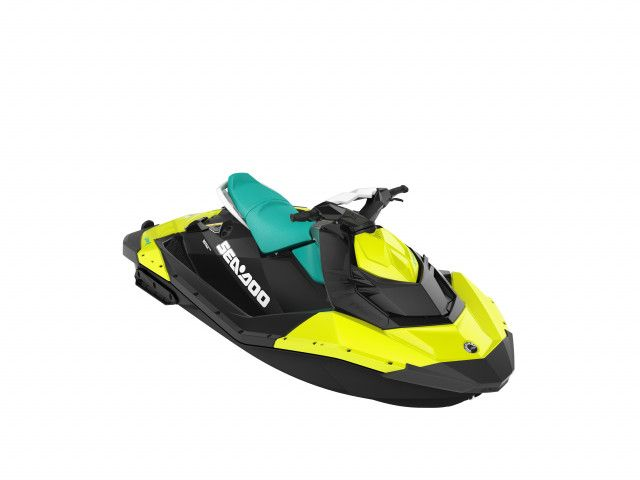 Sea-Doo Spark 2up Pineapple/Candy Blue