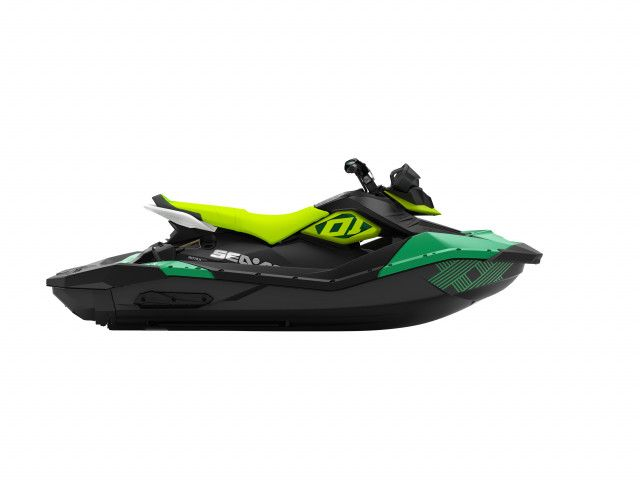 Sea-Doo Aquascooter Spark Trixx 3up Jalapeno/Pear