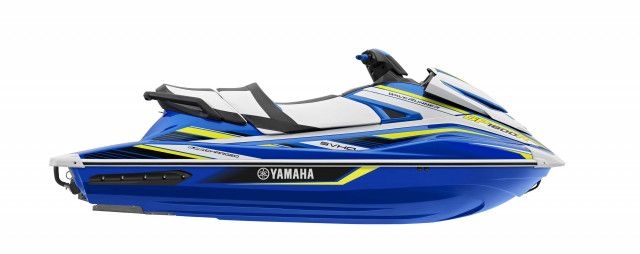 Yamaha Waterscooters GP1800R Blue