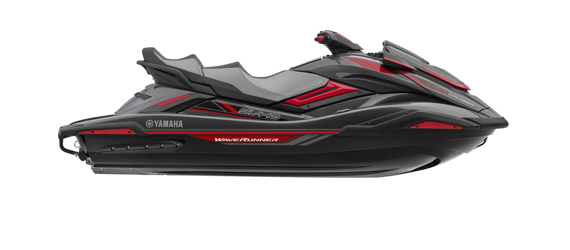 Yamaha Waterscooters Performance FX Cruiser SVHO Gray