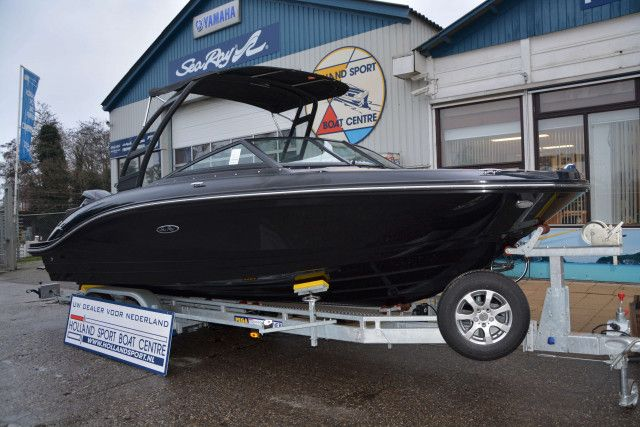 Sea Ray Bowrider SPX 210 Outboard (2019)