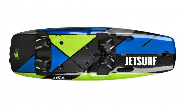 JetSurf Motorised Surfboard Sport