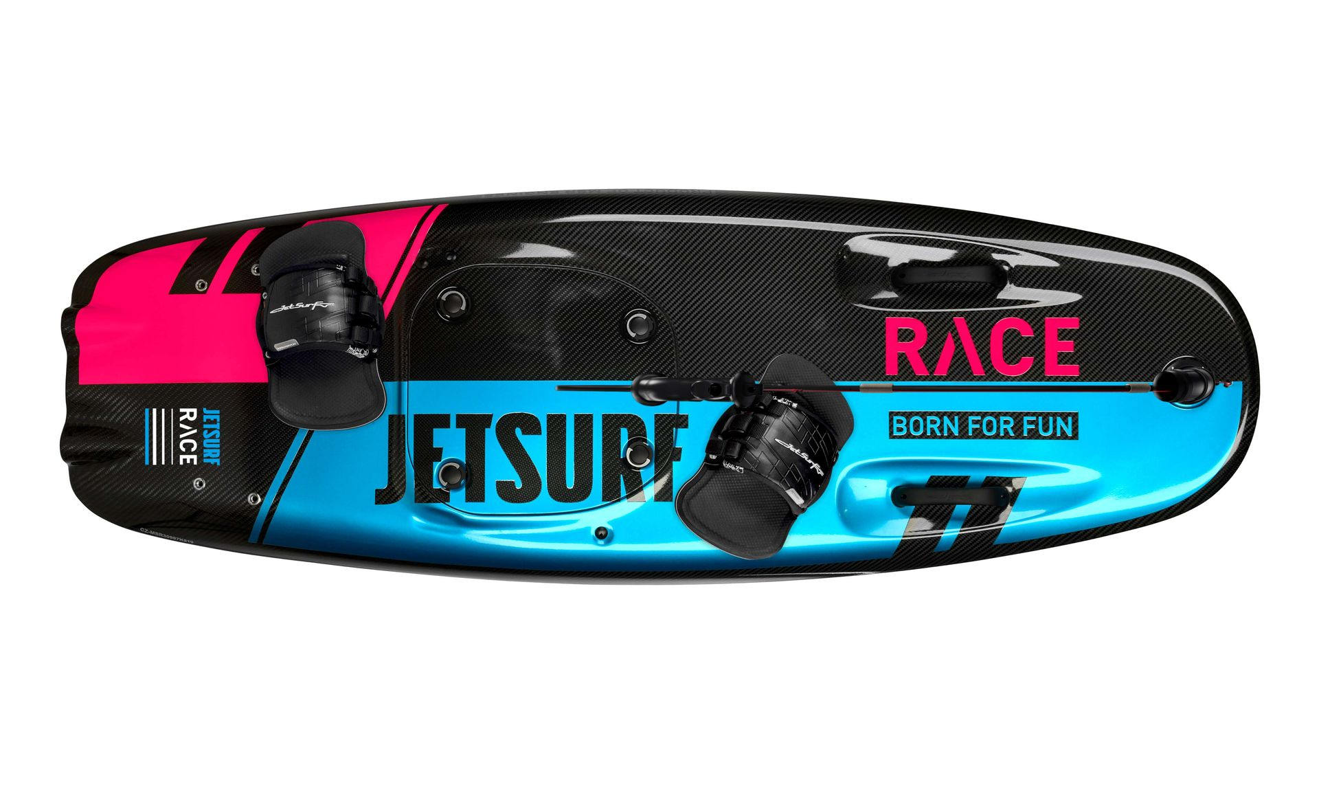 JetSurf Motorized Sufboard Race
