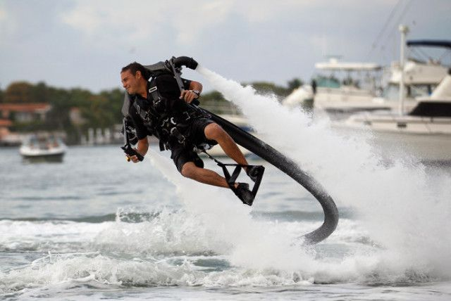 Jetlev-Flyer Jetpack jetpack add-on kit