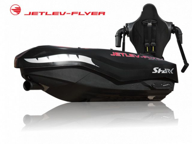Jetlev-Flyer JF-120 Shark