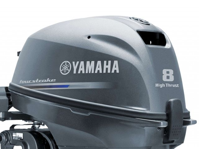 Yamaha Buitenboordmotoren Portable FT8G