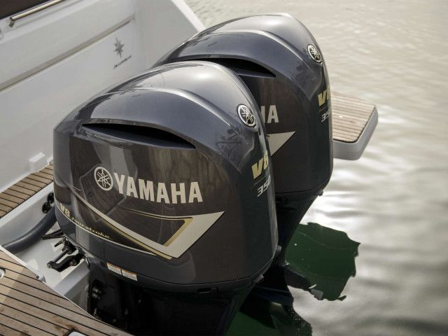 Yamaha Buitenboordmotoren High Power range F350A