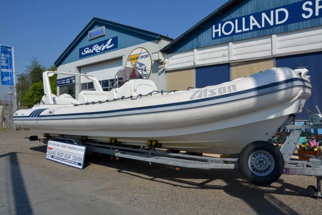 Alson Boats 880
