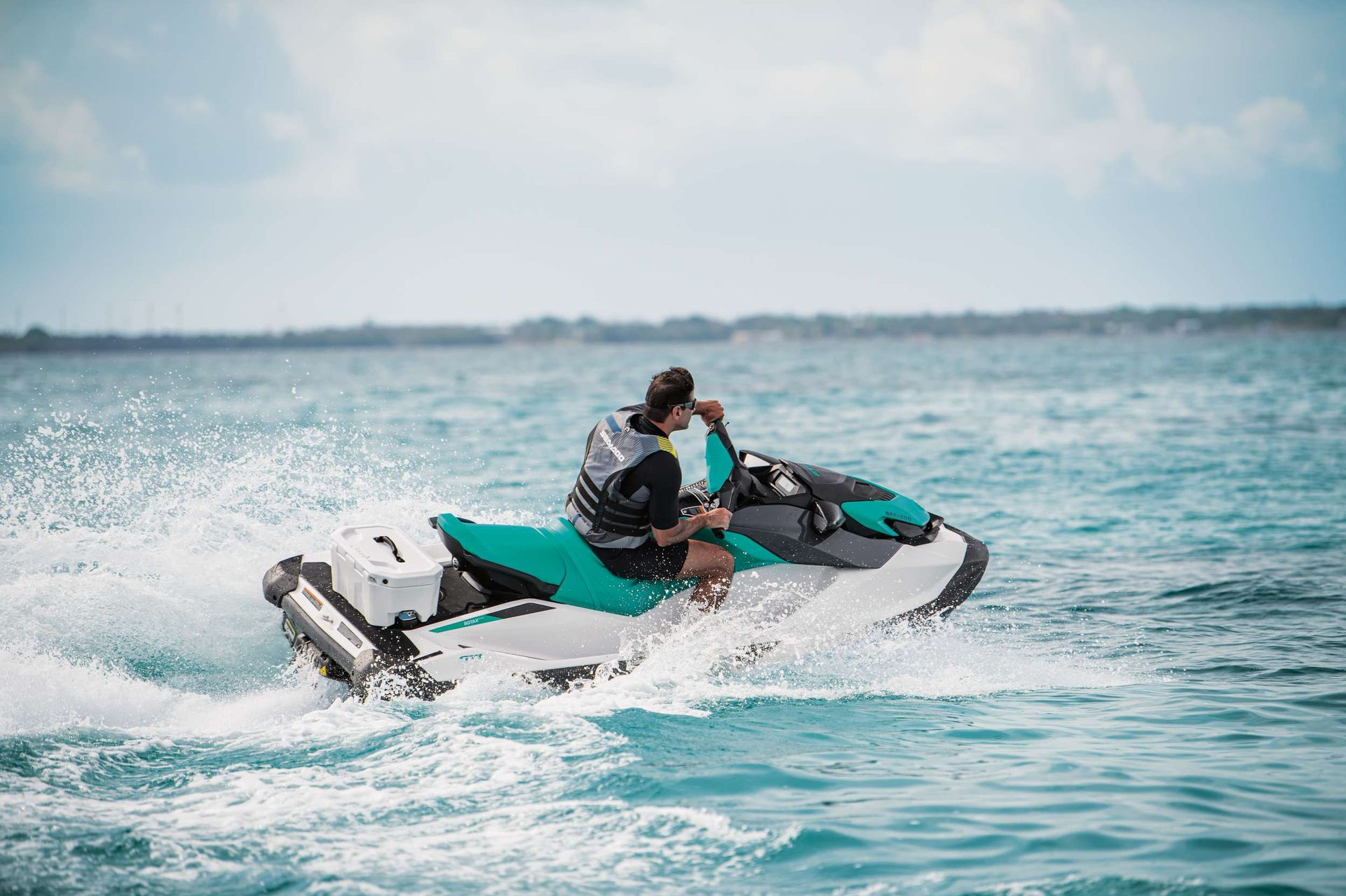 Sea-Doo Recreatie GTI 130