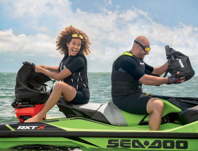 Sea-Doo Performance RXT-X 300 California Green / Black