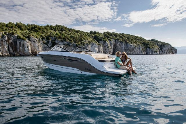 Sea Ray SunSport series SunSport 250