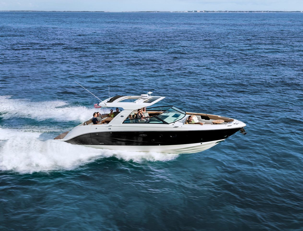 Sea Ray SLX series SLX 400 U.S.A.