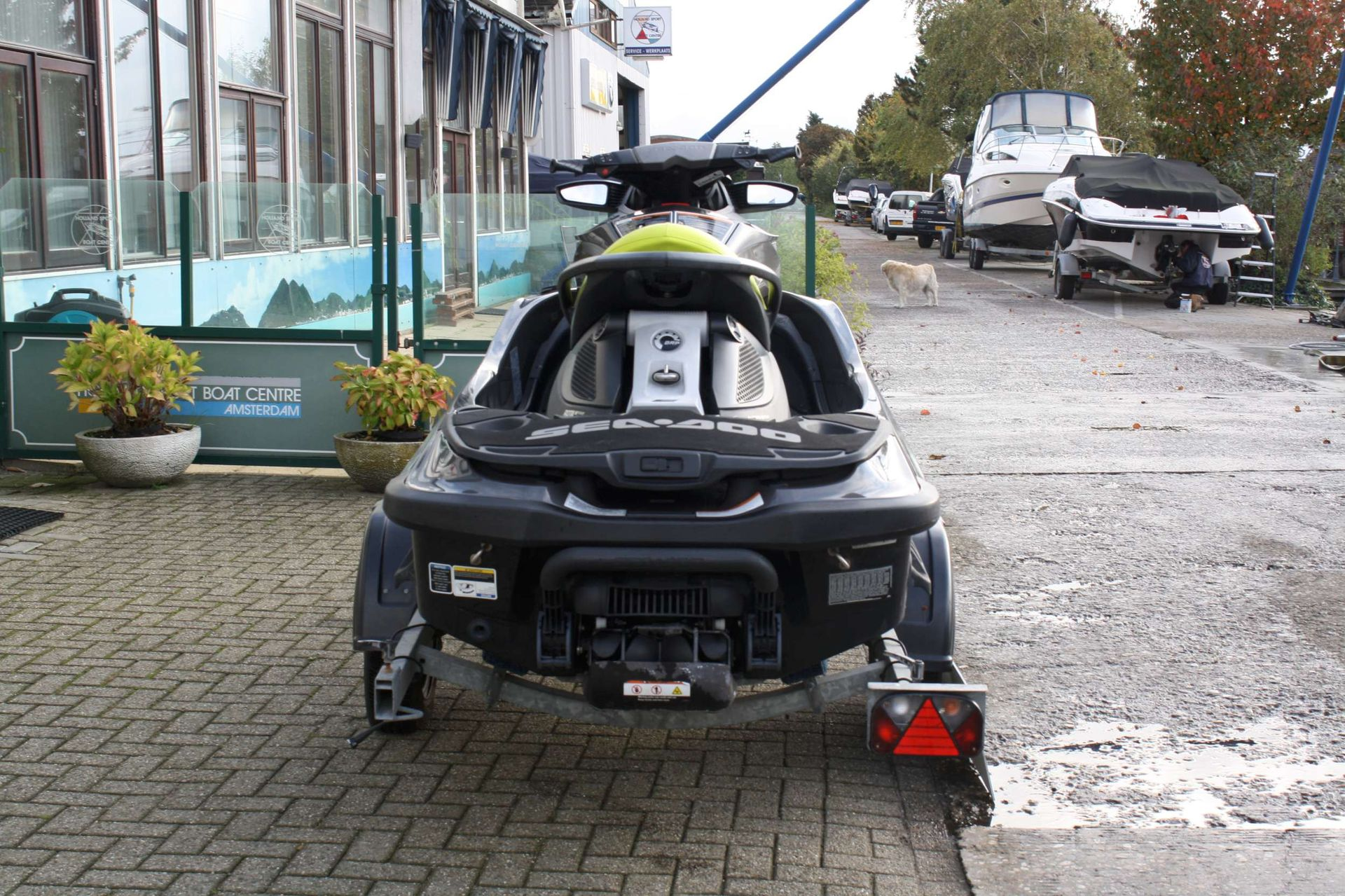 Sea-Doo Waterscooter GTX Limited 260 iS