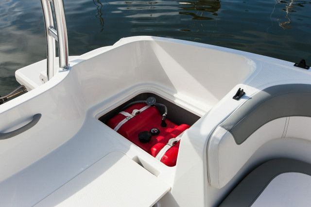 Bayliner Deck Boat Element E5 U.S.A.