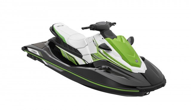 Yamaha Waterscooters EX DeLuxe