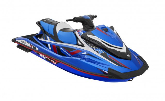 Yamaha Waterscooters GP1800R SVHO Azure Blue