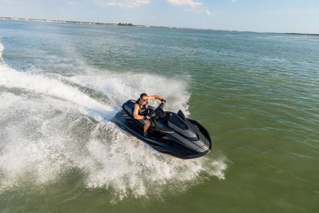 Yamaha Waterscooters Performance FX SVHO