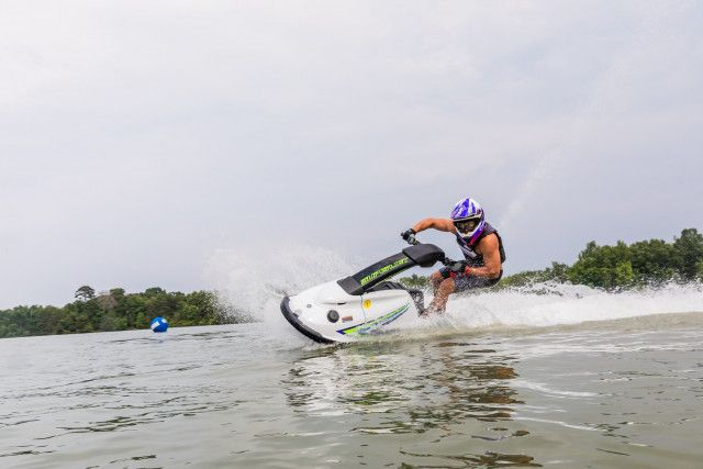 Yamaha Waterscooters Jetski SuperJet