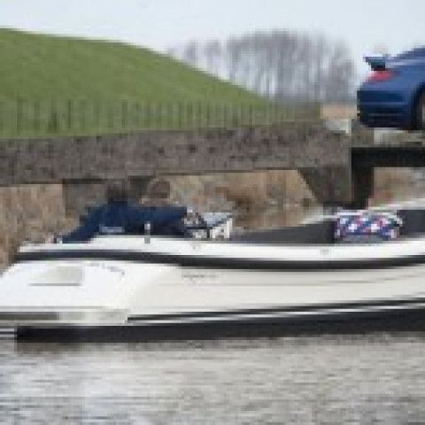 Waterspoor Tendersloep 711