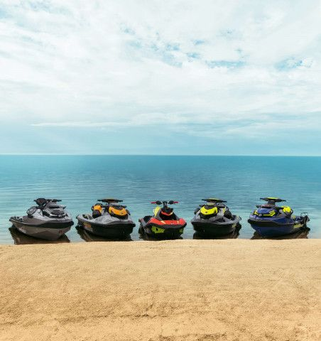 Sea-Doo 2020 Line-up