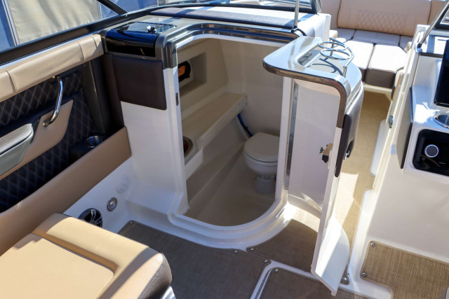 Sea Ray Bowrider 250 SLX
