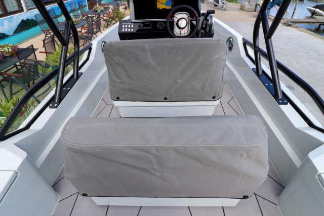 Saxdor Yachts scooter 200 Pro Sport