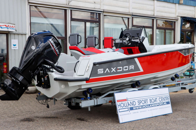 Saxdor Yachts scooter 200 Sport
