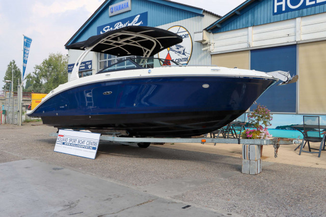 Sea Ray SDX 270 (MY2020)