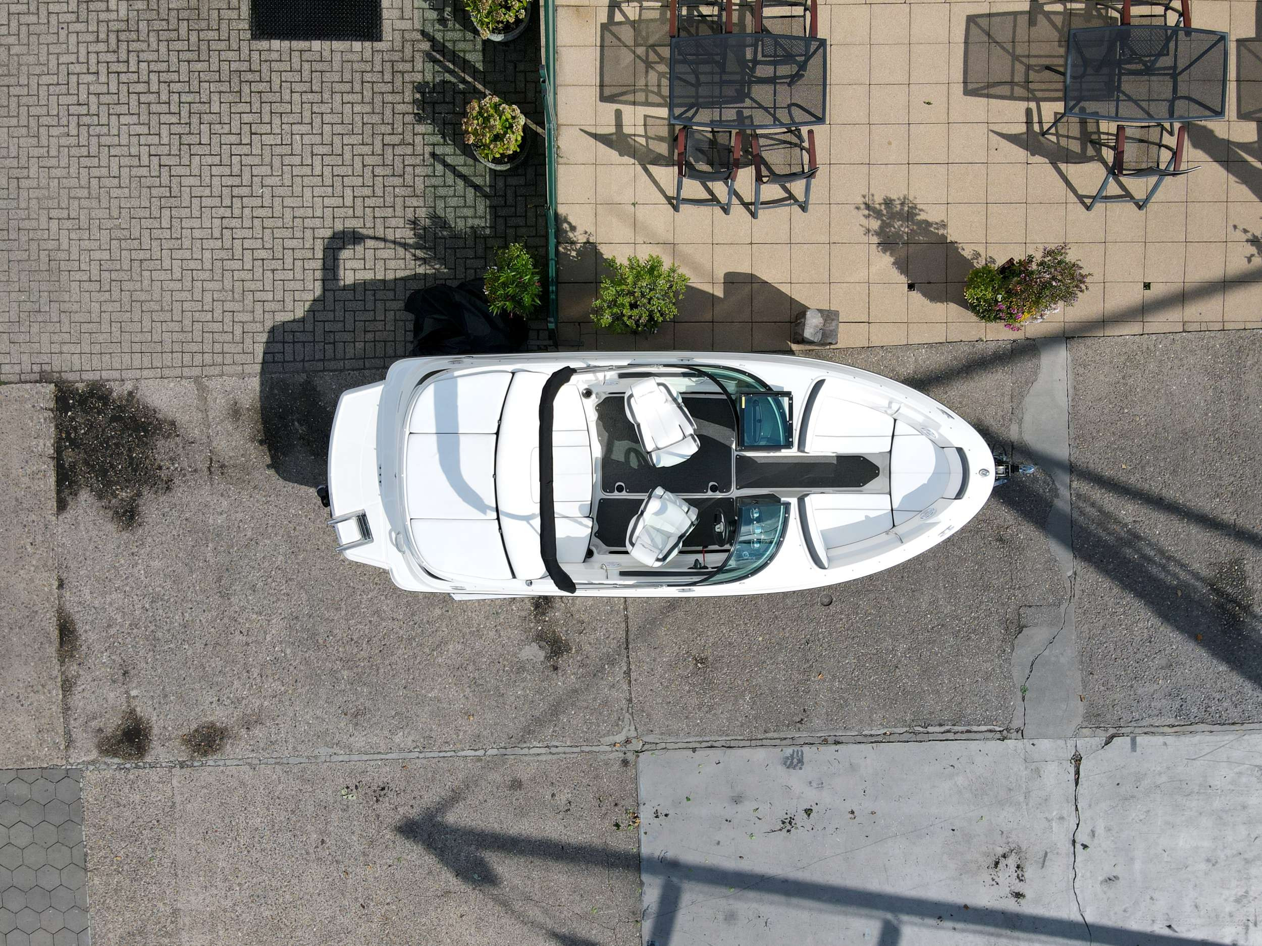 Sea Ray Bowrider 190 Sport