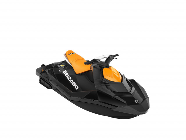 Sea-Doo Spark 2up Orange Crush/Deep Black 60