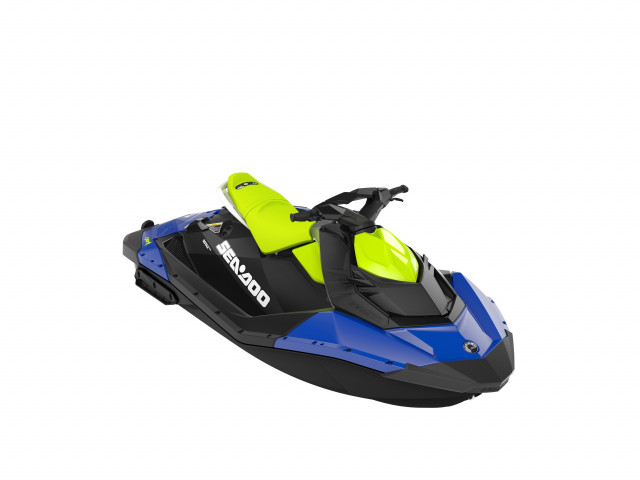 Sea-Doo Spark 2up Dazzling Blue/Manta Green 90