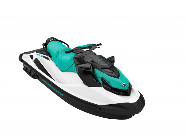 Sea-Doo GTi 130 White/Reef Blue