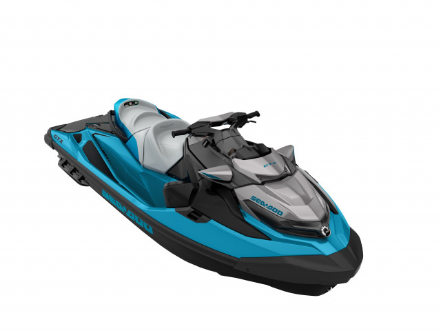 Sea-Doo GTX 170 Beach Blue Metallic/Lava Grey