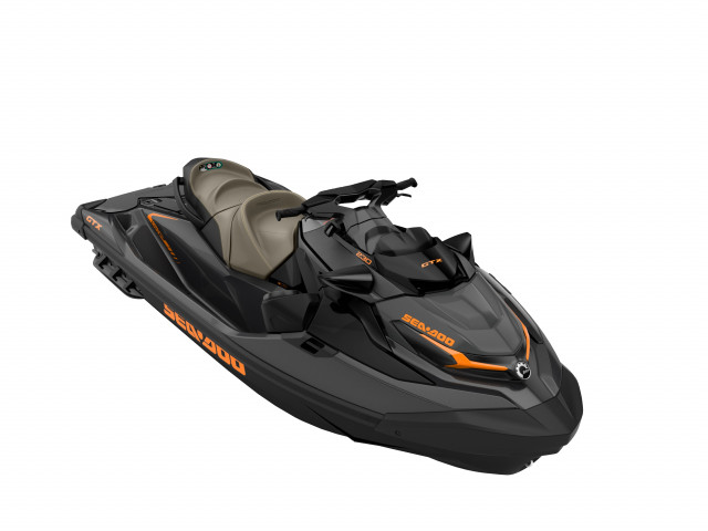 Sea-Doo GTX 230 Eclipse Black/Orange Crush