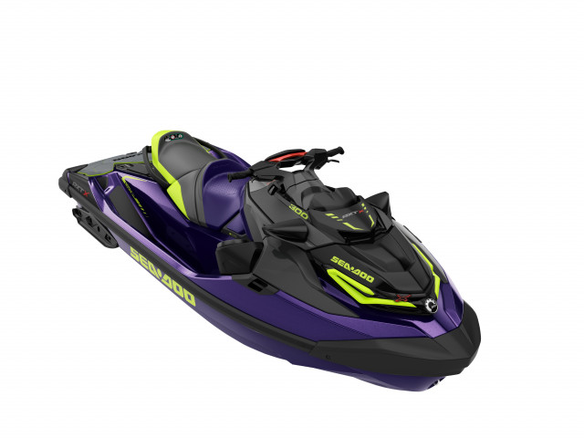 Sea-Doo RXT-X 300 Premium Midnight Purple