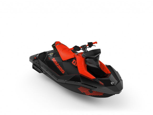 Sea-Doo Spark Trixx 2up Lava Red/Deep Black
