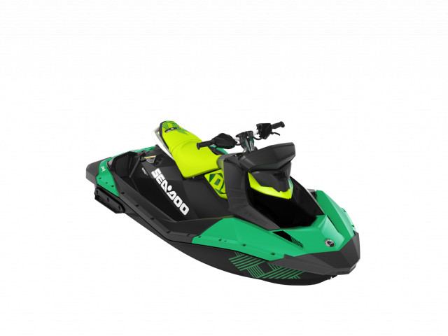 Sea-Doo Spark Trixx 2up Quetzal/Manta Green