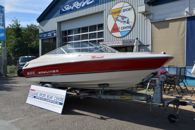 Bayliner Closed Bow 1851 Capri SS