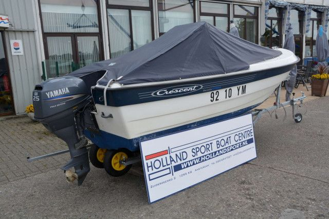 Crescent Boats Consoleboot 450 Winner