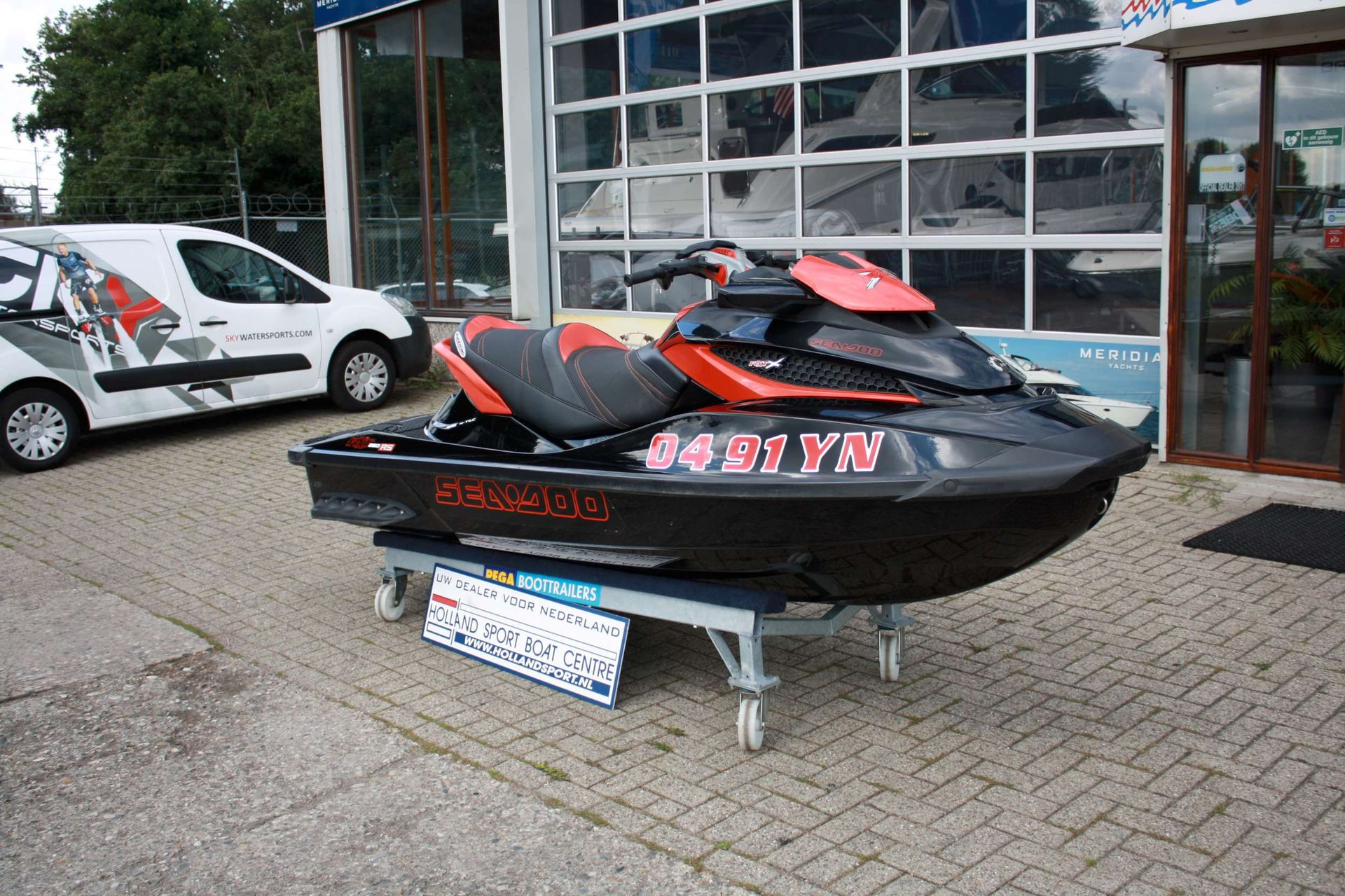 Sea-Doo Waterscooter RXT-X RS 260